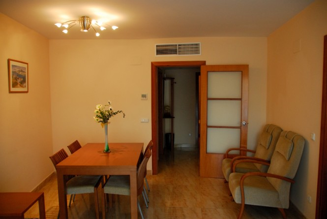 Apartment at 200m from the beach with 3 bedrooms (1 suitte)